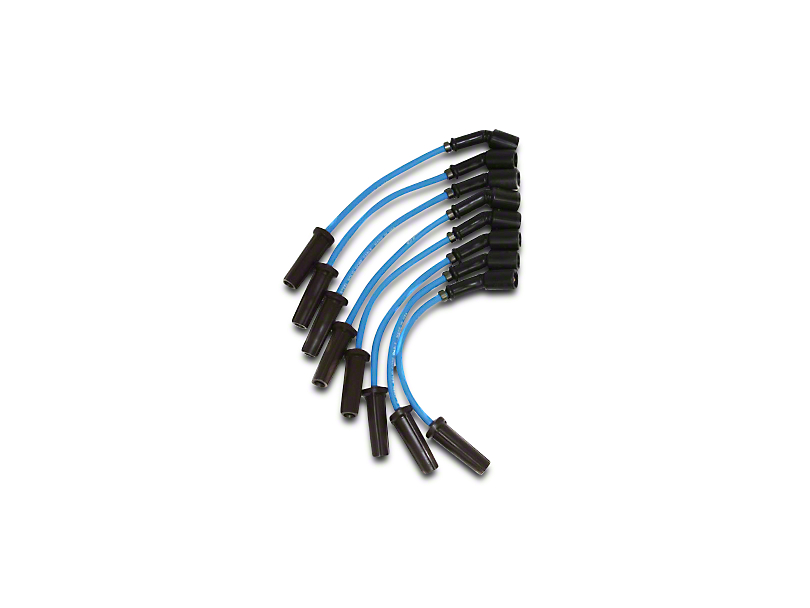 GMS High Performance Ignition Wires - Blue (07-13 4.8L, 5.3L, 6.0L Sierra 1500)