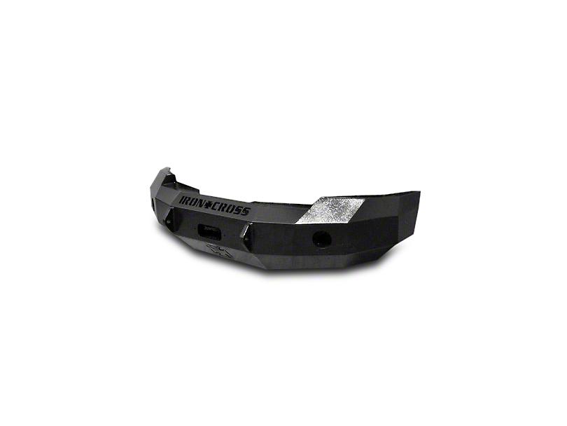 Iron Cross HD Push Bar Front Bumper (14-15 Sierra 1500)