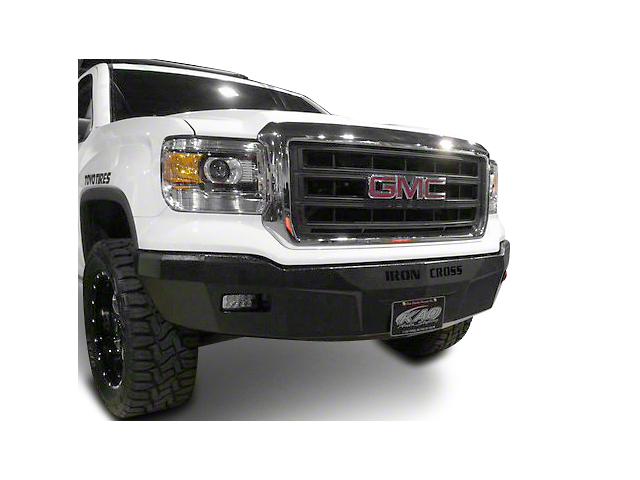 Iron Cross RS Front Bumper (14-15 Sierra 1500)