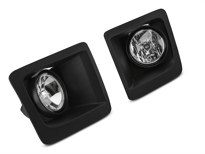 Axial Clear OE Style Fog Lights - Pair (14-15 Sierra 1500)
