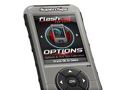 Superchips Flashcal (07-13 V8 Sierra 1500; 14-16 Sierra 1500)