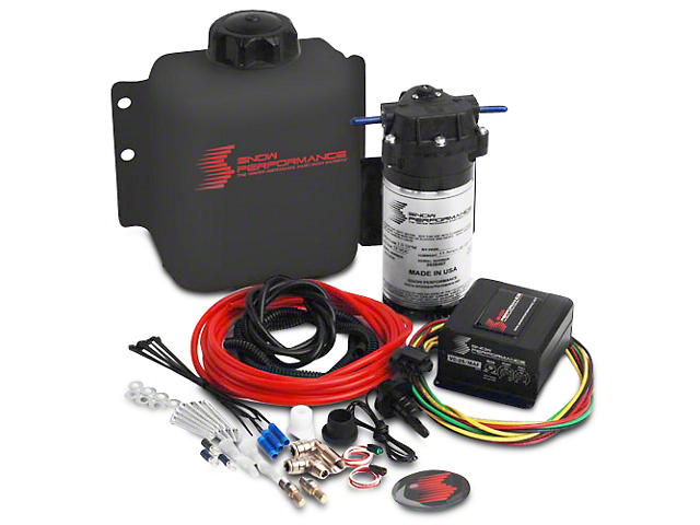 Snow Performance Stage 2 MAF/MAP Water-Methanol Injection System (07-19 Sierra 1500)