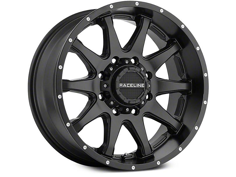 Raceline Shift Black 6-Lug Wheel - 18x9 (07-18 Sierra 1500)