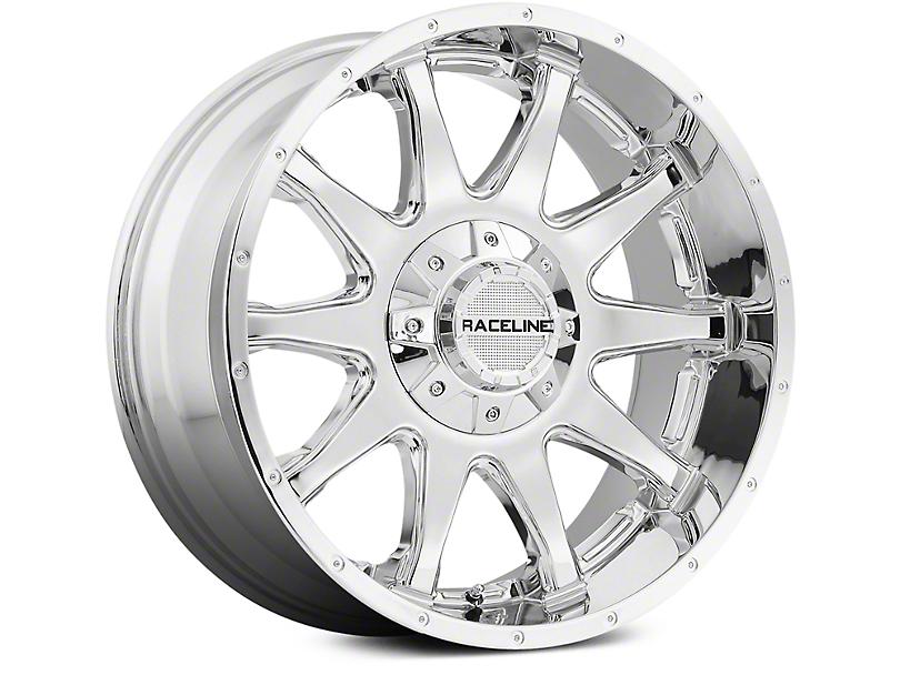 Raceline Shift Chrome 6-Lug Wheel - 18x9 (07-19 Sierra 1500)