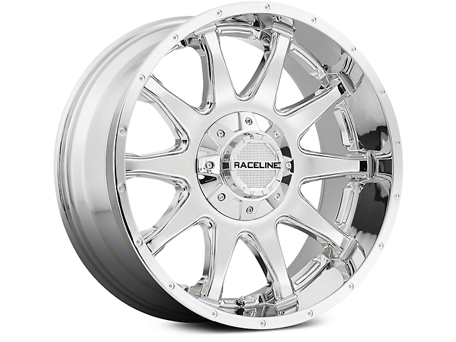 Raceline Shift Chrome 6-Lug Wheel - 18x9 (07-19 Sierra 1500)