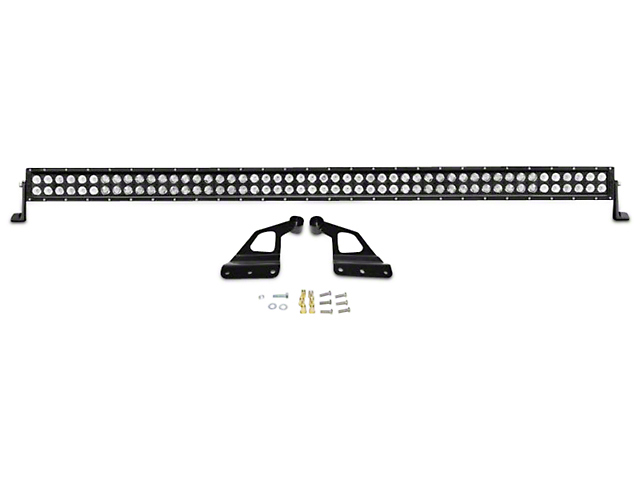 KC HiLiTES 50 Inch C-Series C50 LED Light Bar w/ Roof Mounting Brackets (07-13 All)