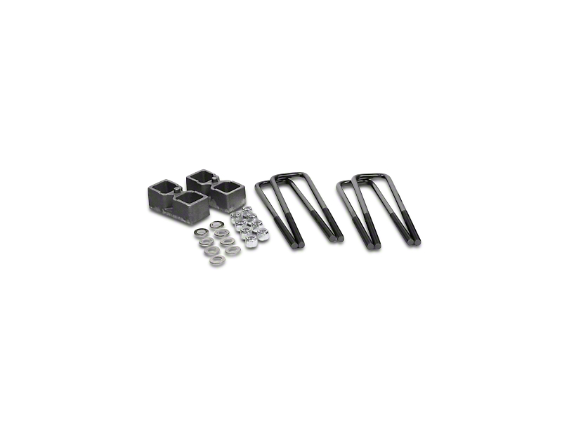 Daystar 2-Inch Rear Lift Block Kit (07-13 2WD/4WD Sierra 1500)