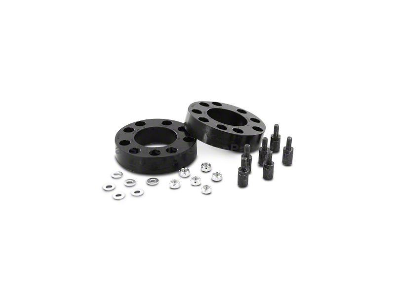 Daystar 2 in. Front Suspension Lift Kit (07-13 2WD/4WD Sierra 1500)