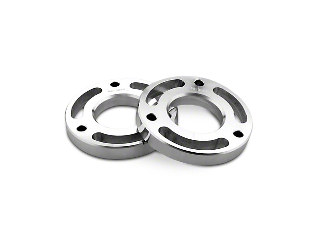 ReadyLIFT 1.5 in. Billet Aluminum Leveling Kit (07-18 2WD/4WD Sierra 1500)