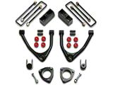 ReadyLIFT 4-Inch Front / 1.75-Inch Rear SST Suspension Lift Kit (07-18 2WD Sierra 1500 w/ Stock Cast Steel Control Arms)