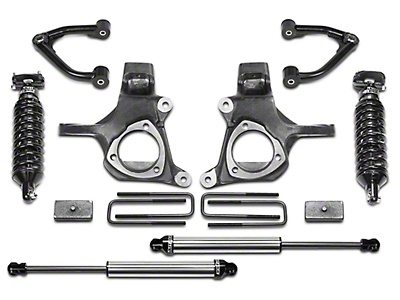 Fabtech 6.5 in. Ultimate Lift System (07-13 2WD Sierra 1500)