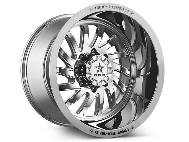 RBP 78R Uzi Chrome 6-Lug Wheel; 20x9 (07-18 Sierra 1500)