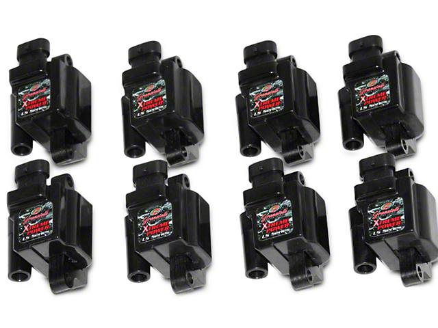 GMS Xtreme Power LS Series Coil Packs (07-13 4.8L, 5.3L, 6.0L Sierra 1500)