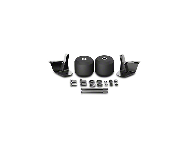 Timbren Front Axle SES Suspension Enhancement System; 14,000 lb. Weight Rating (07-14 2WD/4WD Sierra 1500; 15-18 4WD Sierra 1500)