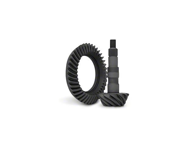 Yukon Gear 8.25-Inch IFS Front Axle Ring and Pinion Gear Kit; 3.42 Gear Ratio (07-13 Sierra 1500)