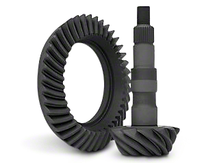 Yukon Gear 8.25 in. IFS Front Ring Gear and Pinion Kit - 4.56 Gears (07-13 Sierra 1500)