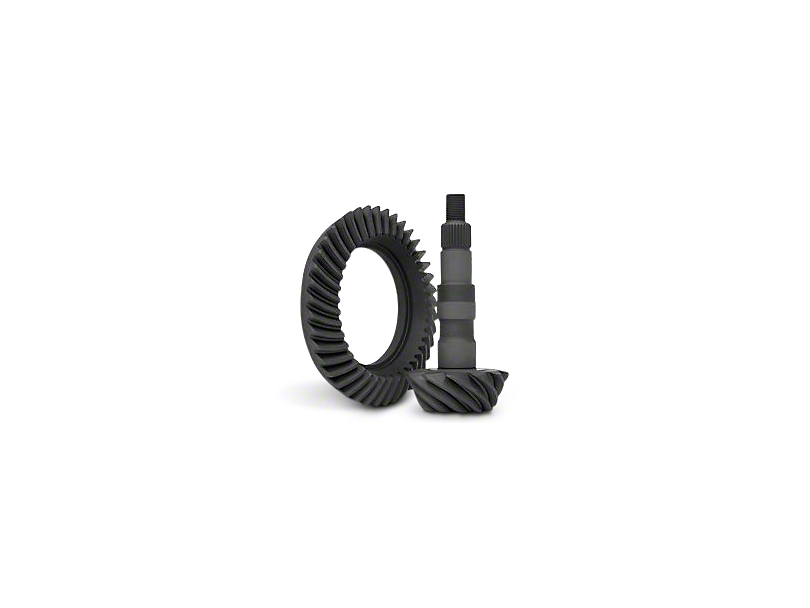 Yukon Gear 8.5 in. & 8.6 in. Rear Axle Ring Gear and Pinion Kit - 4.56 Gears (07-18 Sierra 1500)