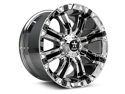 RBP 94R Chrome w/ Black Inserts 6-Lug Wheel - 20x10 (07-18 Sierra 1500)