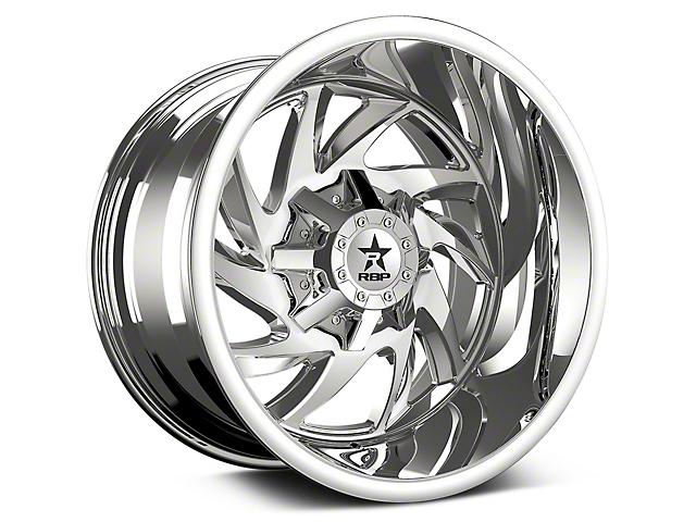 RBP 66R HK-5 Chrome 6-Lug Wheel; 20x9 (07-18 Sierra 1500)