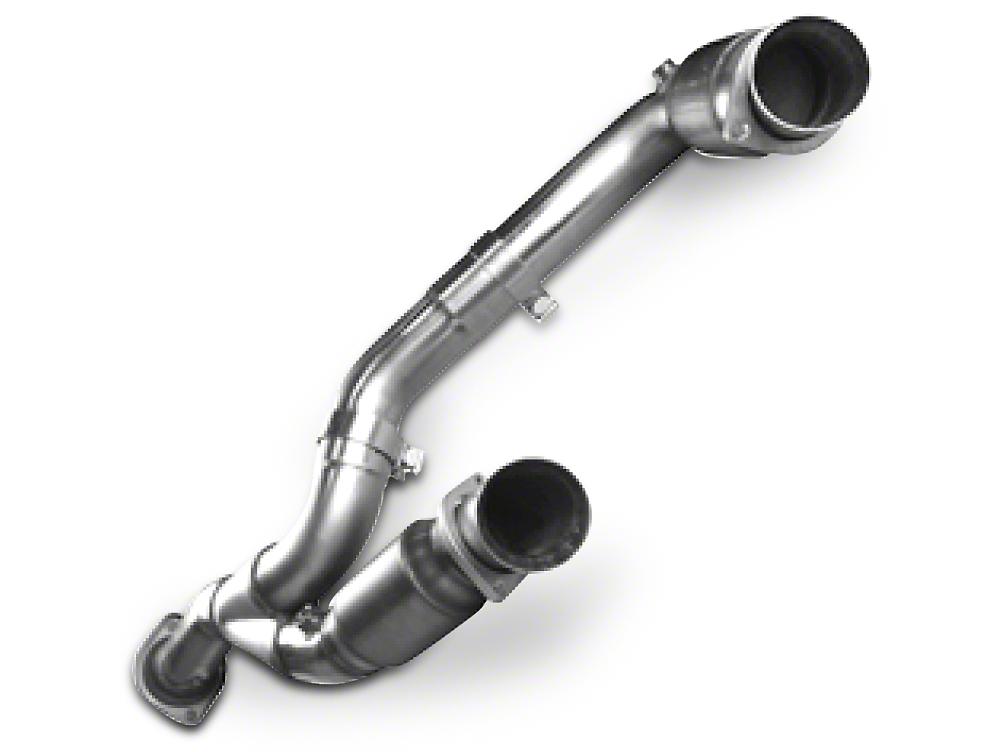 Kooks 3 in. Off-Road Y-Pipe (09-13 6.2L Sierra 1500 w/ Long Tube Headers)