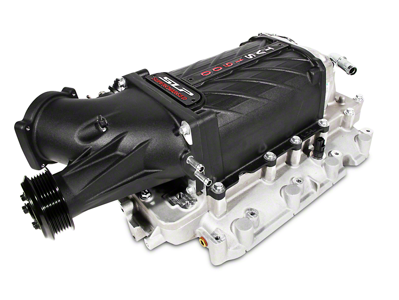 SLP 1900 TVS 520 HP Supercharger (14-18 5.3L Sierra 1500)