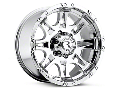 Raceline Raptor Chrome 6-Lug Wheel - 18x9 (07-18 Sierra 1500)