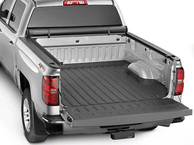 Weathertech Roll Up Truck Bed Cover - Black (14-18 Sierra 1500)