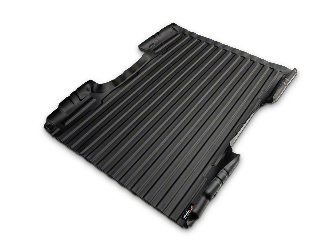 Weathertech TechLiner Bed Liner - Black (07-18 Sierra 1500 w/ Short Box)
