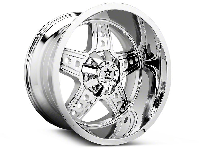 RBP 90R Colt Chrome 6-Lug Wheel - 20x10 (07-18 Sierra 1500)