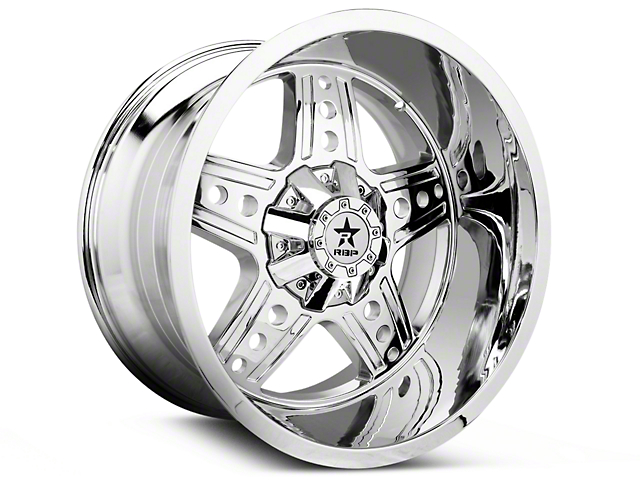 RBP 90R Colt Chrome 6-Lug Wheel - 20x10 (07-19 Sierra 1500)