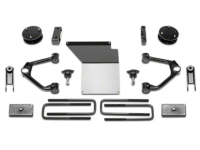Fabtech 3-Inch MagneRide Budget Lift Kit (14-18 2WD/4WD Sierra 1500 Denali)