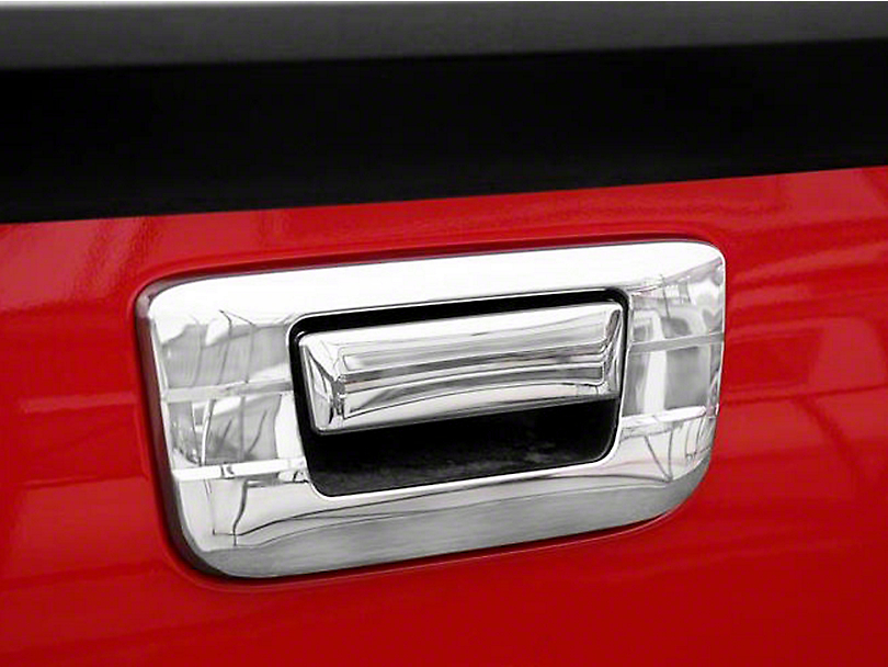 Putco Chrome Tailgate Handle Covers (07-13 Sierra 1500)