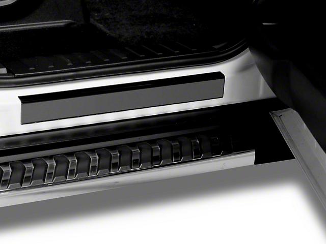 Putco Black Platinum Door Sills (14-18 Sierra 1500)