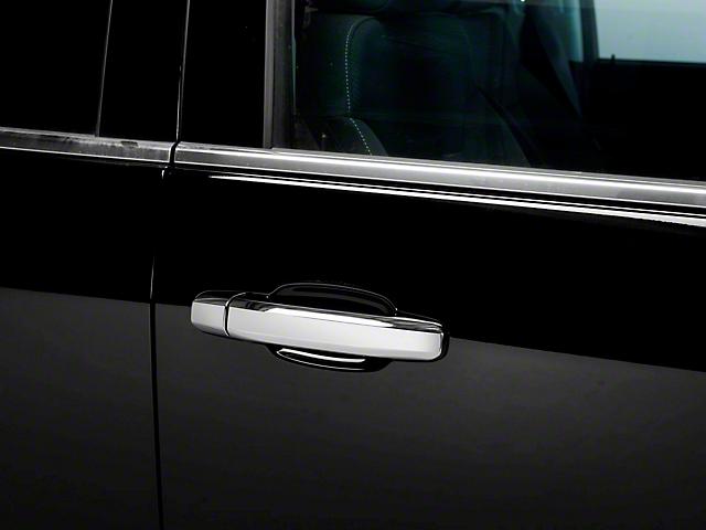 Putco Chrome Door Handle Covers (14-18 Sierra 1500)