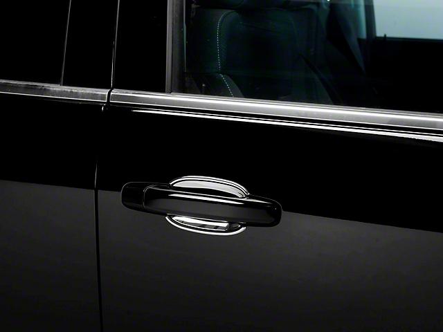 Putco Chrome Door Handle Cover Buckets (14-18 Sierra 1500)