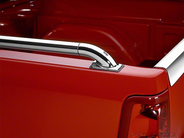 SSR Locker Side Bed Rails (07-13 Sierra 1500)