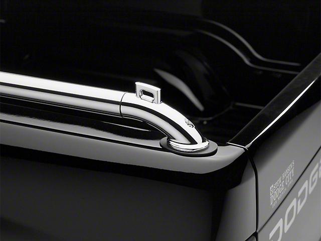 Putco Pop Up Locker Side Bed Rails (14-18 Sierra 1500)