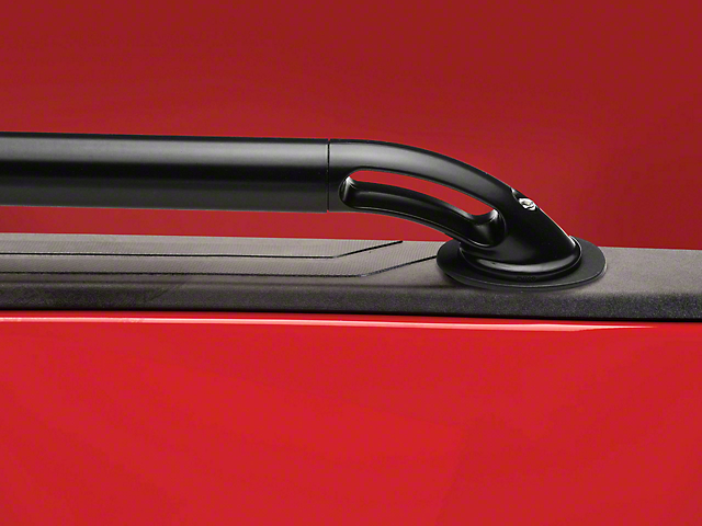 Putco Locker Side Bed Rails - Black (14-18 Sierra 1500)