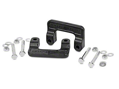 Rough Country 2 in. Leveling Lift Kit (07-17 2WD/4WD, Excluding 14-17 Denali)