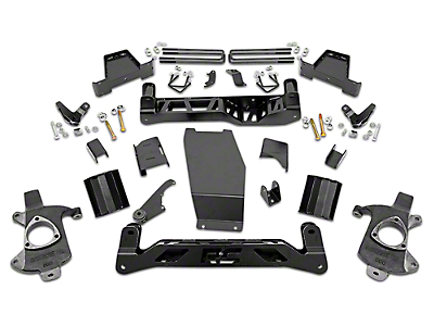 Rough Country 6 in. MagneRide Suspension Lift Kit (14-18 4WD Sierra 1500 Denali)