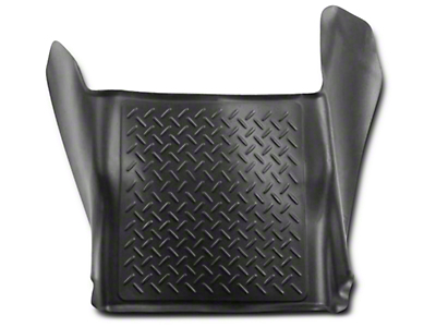 Husky WeatherBeater Center Hump Floor Liner - Black (14-18 Sierra 1500)