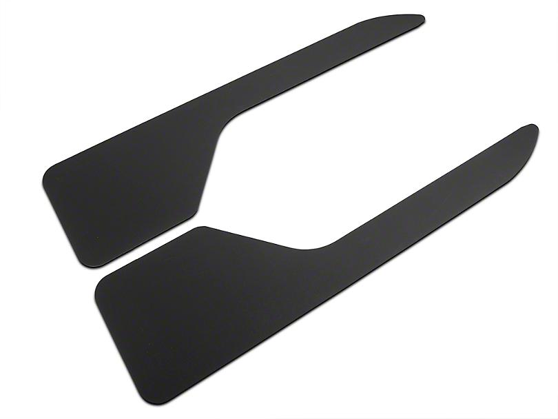 Husky Long John Flare Flaps - 12 in. x 48 in. (07-19 Sierra 1500)