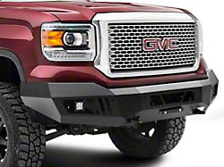 Barricade Extreme HD Front Bumper with LED Fog and Spot Lights (14-15 Sierra 1500)