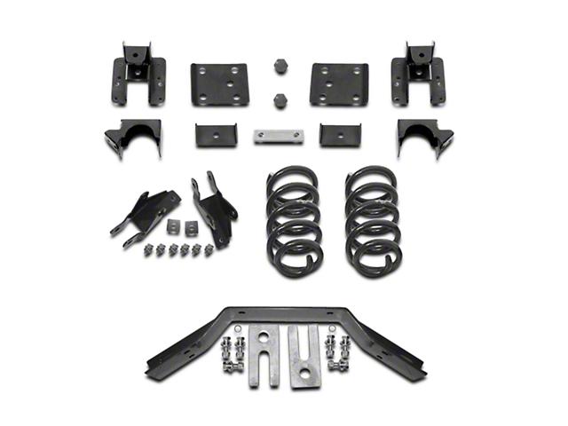 max trac sierra lowering kit   4 in  rear s501839  16