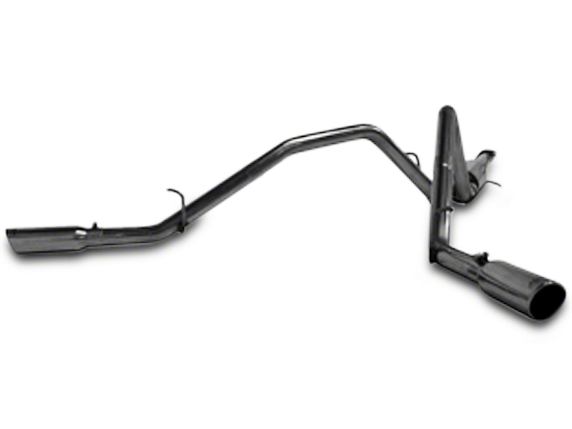 MBRP 2.5 in. XP Series Dual Exhaust System - Side Exit (07-13 5.3L Sierra 1500)