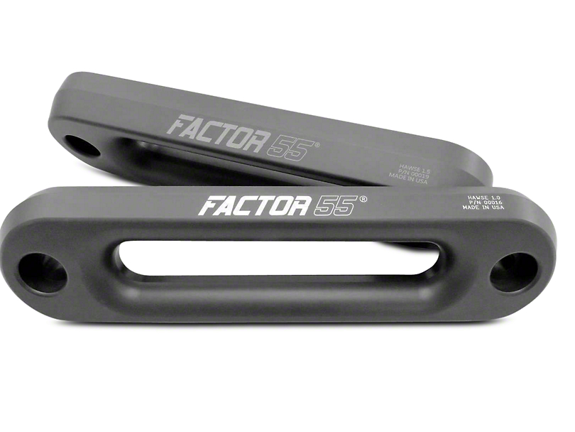 Factor 55 Hawse Fairlead - 1.5 in. (07-18 Sierra 1500)