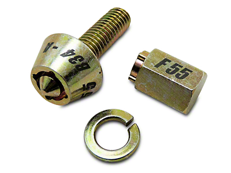 Factor 55 Winch Lock Bolt (07-18 Sierra 1500)