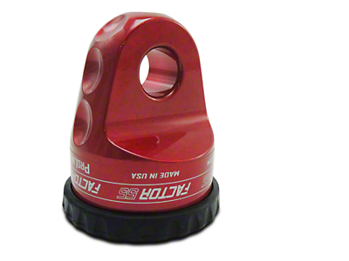 Factor 55 ProLink - Red (07-18 Sierra 1500)