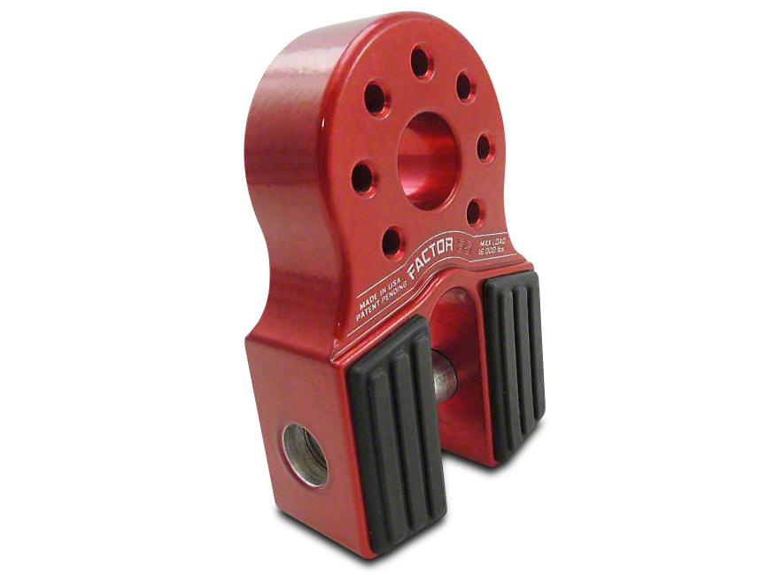 Factor 55 FlatLink - Red (07-18 Sierra 1500)