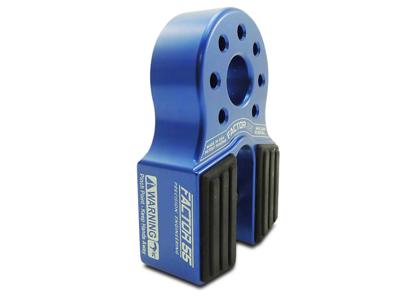 Factor 55 FlatLink - Blue (07-19 Sierra 1500)
